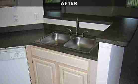Laminate Countertop Repair