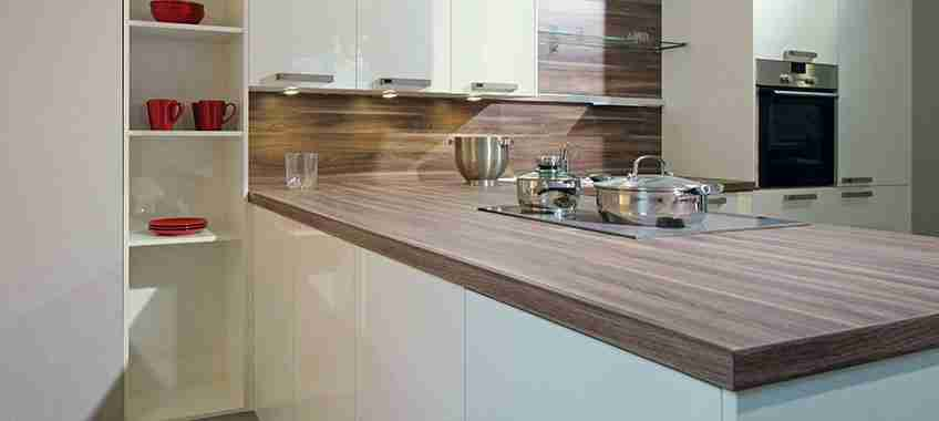 Exotic Wood Countertop